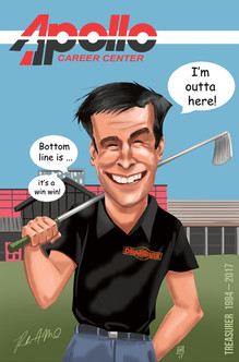 Greg the Golfer