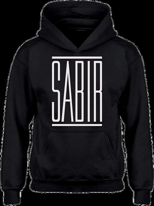 """""""Sabir"""" Hoodie Black"""