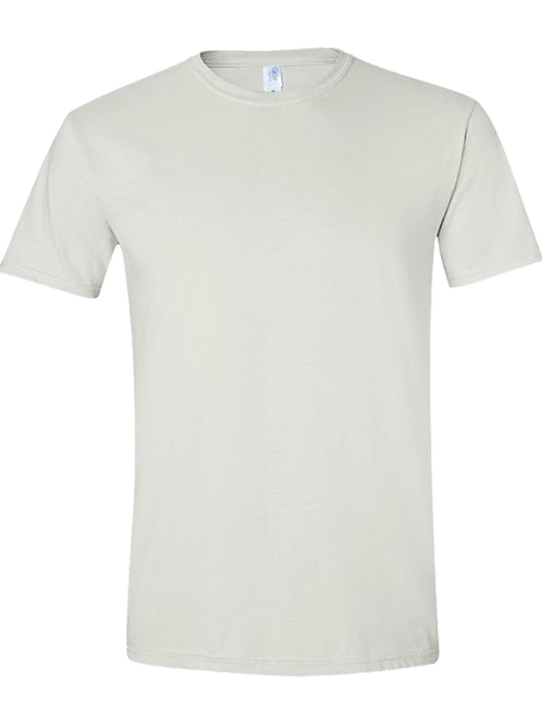 White Sublimation Tshirt