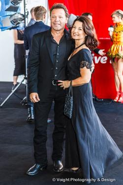 Troy Cassar Daley & Laura Edwards