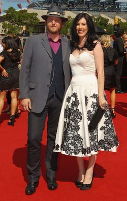 The Audreys Taasha Coates 2011 ARIAs