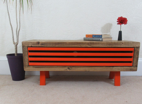 funky mid century colours