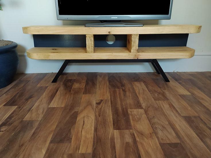 SS594 : Tv unit Narrow Danish style tv stand 120cm