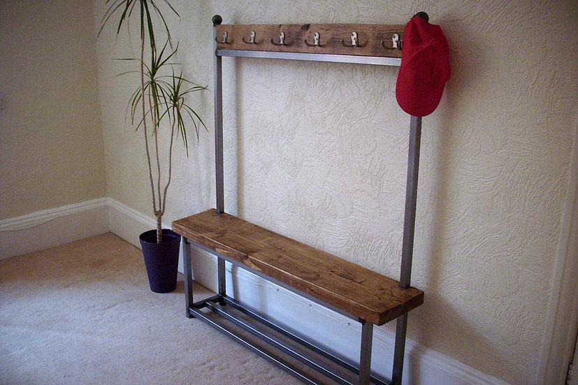 376: Jacket stand lower height stand or Children's coat rack
