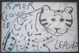 Kmer Clouded Leopard