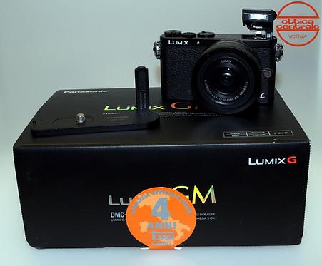 Fotocamera Panasonic Lumix GM1K + Obiettivo12-32 mm f/ 3.5-5.6 ASPH