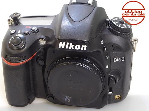 nikon d610, prodotto fotografico usato