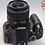 Thumbnail: Fotocamera Nikon D5200 con 18/55