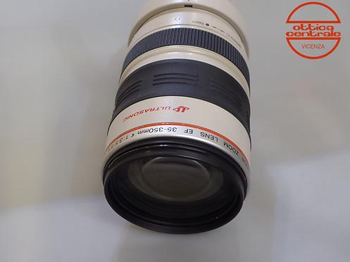 Obiettivo Canon 35-350 mm f3.5-5.6 L