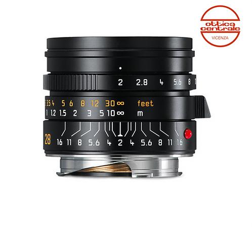 LEICA SUMMICRON-M 28 mm f 2.0 ASPH (11604), PRODOTTO FOTOGRAFICO USATO