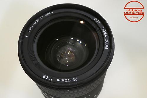 Obiettivo Sigma 28-70 mm f/2,8 per MINOLTA AF