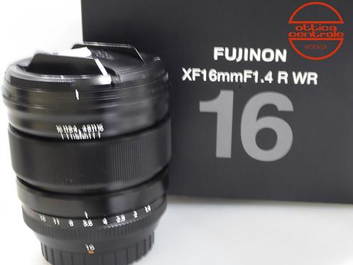 Obiettivo Fujifilm 16mm f1,4R WR