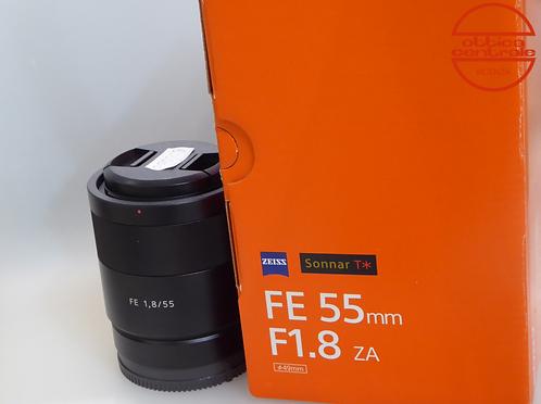 Obiettivo Sony FE 55 1,8 SONNAR