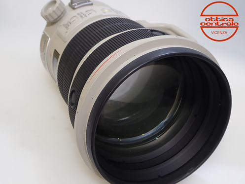 Obiettivo Canon 200 mm f2,0L IS USM