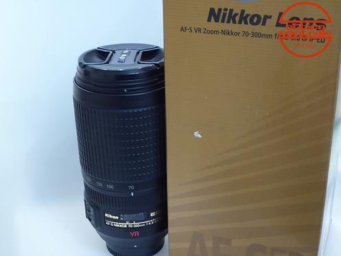 Obiettivo Nikon AF-S 70-300 4,5/5,6G ED VR