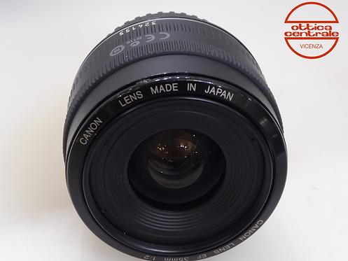 Obiettivo Canon EF 35 mm f2.0