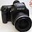 Fotocamera Pentax 645 D con 55 mm f2.8, prodotto fotografico usato