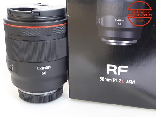 Obiettivo Canon RF 50 1,2 L USM