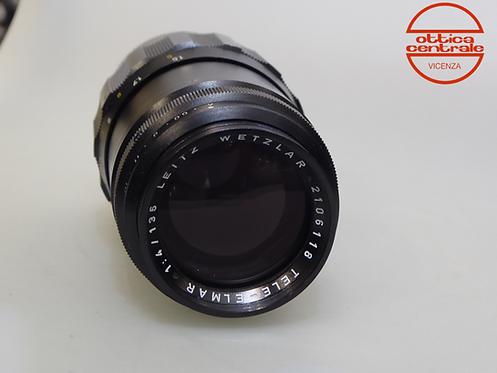 Obiettivo Leica M TELE ELMAR 135 f4.0, prodotto fotografico usato