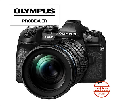 Fotocamera Olympus E-M1 MARK II + 12-40 PRO NERA