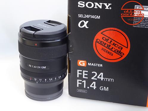 Obiettivo Sony FE 24 1,4GM