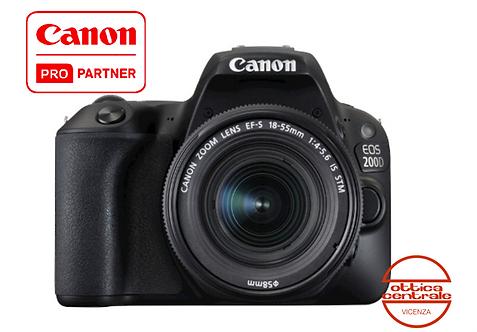 KIT Canon 2000D con 18-55