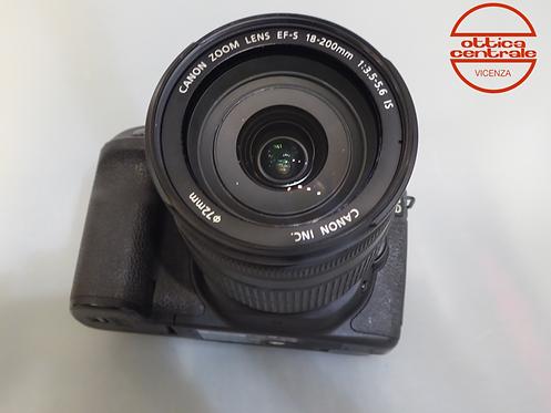 Fotocamera Canon EOS 50D con 18/200