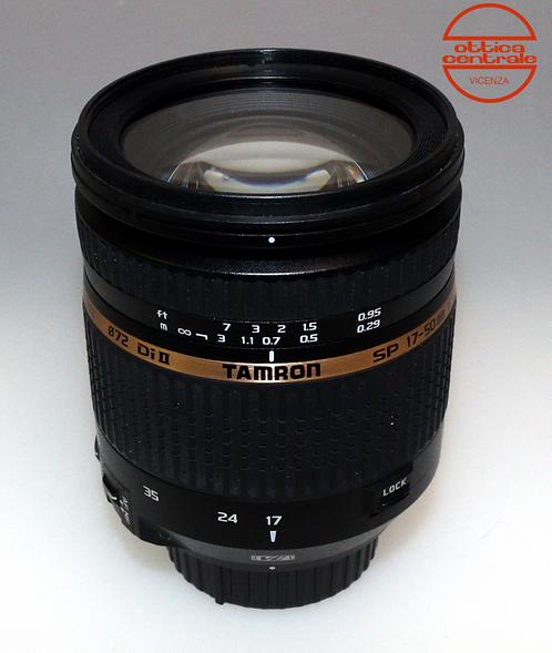 Obiettivo Tamron SP 17-50mm f/2,8 Di II per Nikon
