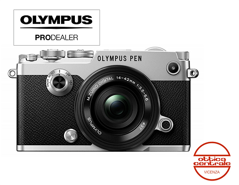 Fotocamera Olympus PEN F CON 14/42 EZ