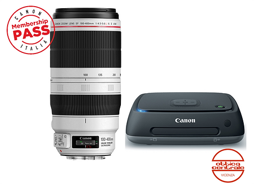 CANON EF 100-400MM F/4.5-5.6L IS II USM, prodotto in offerta