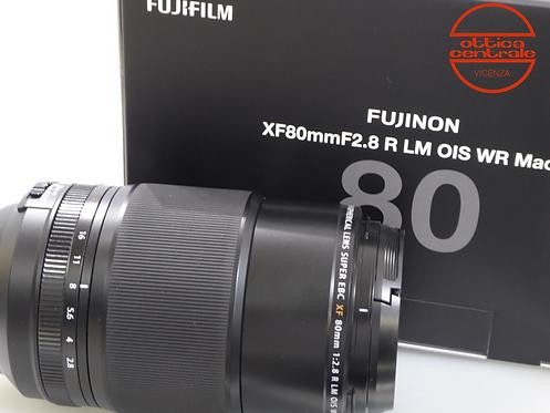 Obiettivo Fujifilm 80mm f2.8 R LM OIS MACRO