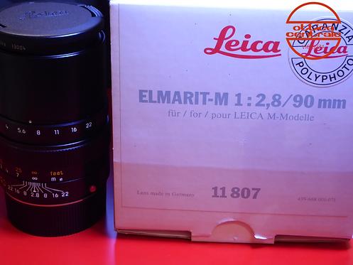 Obiettivo ELMARIT M 90 2,8