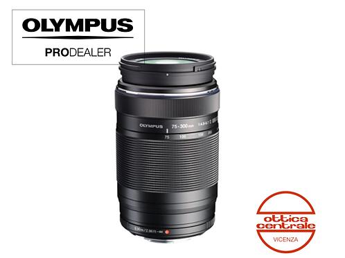 Obiettivo Olympus 75-300 mm
