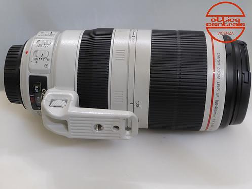 Obiettivo Canon 100-400 4.5/5.6 L IS II USM
