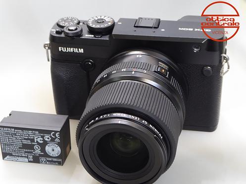 Fotocamera Fujifilm GFX 50R con 45 2,8