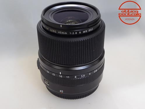 Obiettivo Fujifilm GF 45 2,8 R WR
