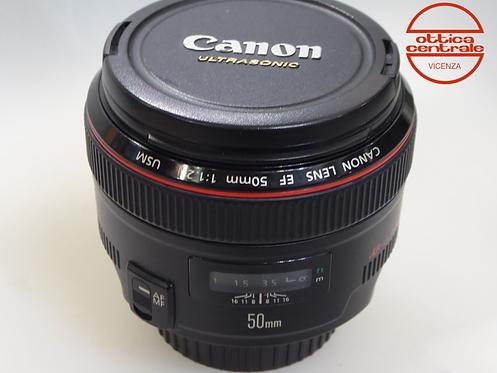 Obiettivo Canon EF 50 1,2L USM