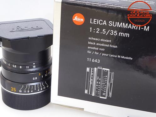 Obiettivo LEICA SUMMARIT-M 35/2,5