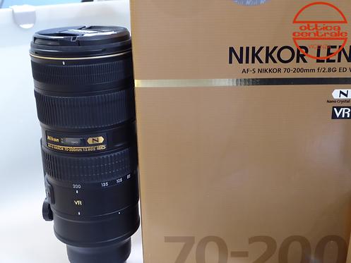Obiettivo Nikon AF-S 70-200 2,8G II ED N, prodotto fotografico