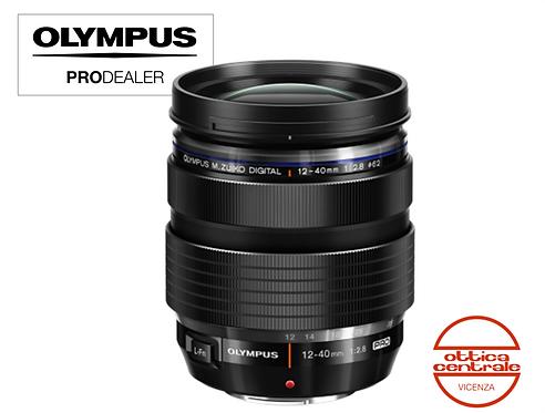 Obiettivo Olympus 12-40 mm f 2.8