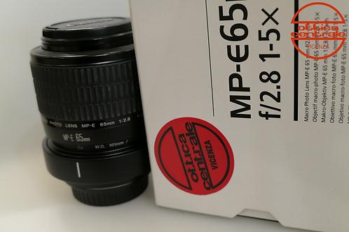 Obiettivo Canon MP-E 65 mm