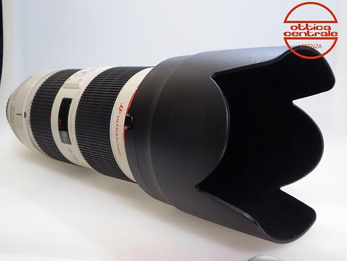 Obiettivo Canon EF 70-200 mm f 2.8 L IS II USM