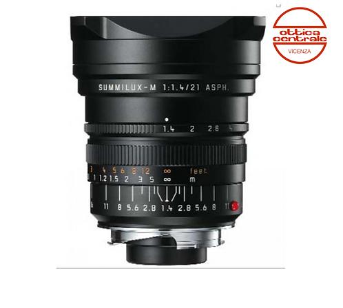 LEICA SUMMILUX-M 24 mm f 1,4 (11647), prodotto fotografico nuovo