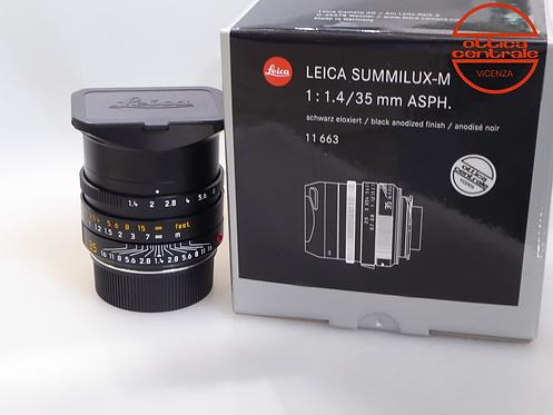Obiettivo LEICA 35 mm f1,4 M ASPH(11663)