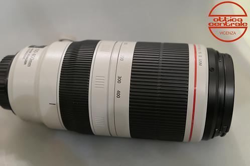 Obiettivo Canon 100-400 4,5-5,6L IS II USM