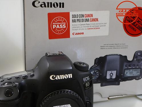Fotocamera Canon 6D Mark II