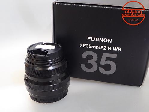 Obiettivo Fujifilm 35 2.0WR