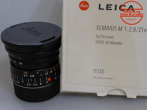 Obiettivo LEICA ELMARIT 21/2.8 ASPH