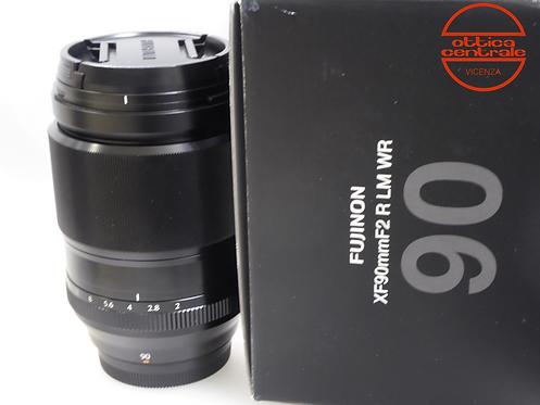 Obiettivo Fujifilm 90 2.0 R LM WR
