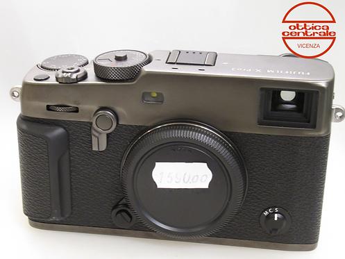 Fotocamera FujifilmX-PRO3 B